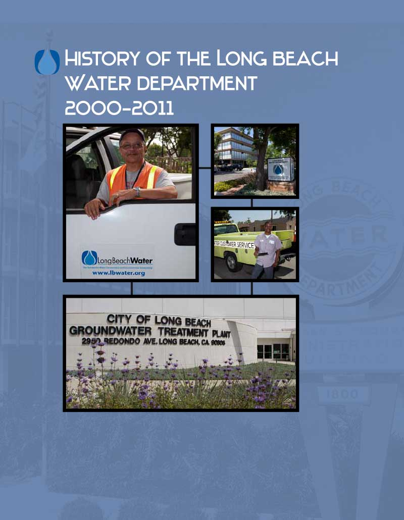 About Us Long Beach Water Department